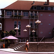 Community Center Landstuhl (with Dietrich Weigert) (1977)