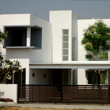 House Hugh and House Vitaly, Hua Hin (2008-2010)